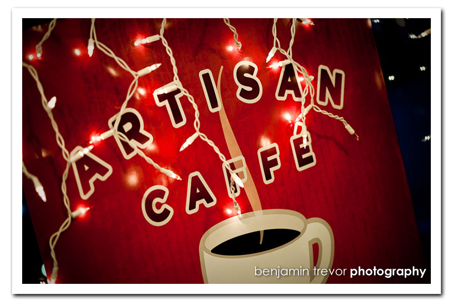 Artisan Caffe - Grand Opening
