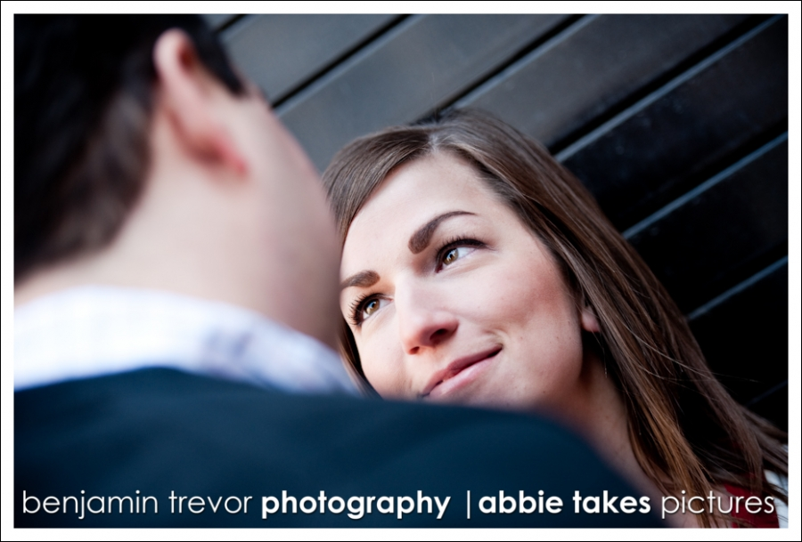 Benjamin Trevor Photography - Abbie Takes Pictures